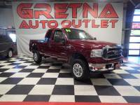 2006 Ford F-250 SD XLT SUPERCAB 6.0L POWER STROKE TURBO DIESEL 4X4!