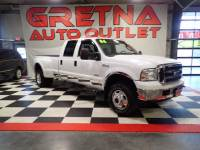 2006 Ford F-350 SD LARIAT CREW CAB DUALLY 4X4 POWER STROKE DIESEL!