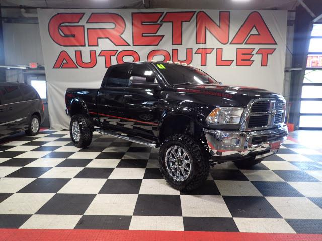 Photo 2011 RAM 2500 LIFTED UP POWER WAGON CREW 4X4 5.7L V8 97K MILES