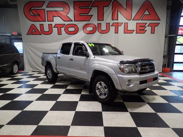 Photo 2009 Toyota Tacoma 1 OWNER DOUBLE CAB AUTO V6 TRD OFF ROAD 4X4 115K