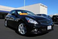 2015 INFINITI Q40 with Navigation Plus Package Sedan