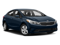 New 2018 Kia Forte LX Front Wheel Drive Sedan