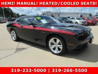 Certified Used 2015 Dodge Challenger R/T Plus Coupe