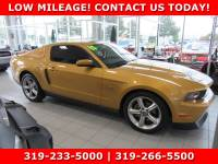 Used 2010 Ford Mustang GT Coupe for Sale in Waterloo IA