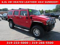 Used 2004 HUMMER H2 Wagon for Sale in Waterloo IA