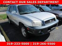 Used 2001 Hyundai Santa Fe GLS GLS 4WD Auto V6 for Sale in Waterloo IA