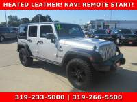 Used 2012 Jeep Wrangler Unlimited Call of Duty MW3 4WD Call of Duty MW3 *Ltd Avail* for Sale in Waterloo IA