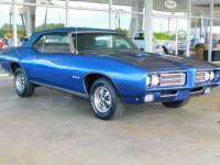 Pre-Owned 1969 Pontiac GTO Convertible