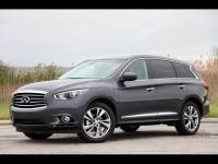Pre-Owned 2013 INFINITI JX35 ex Front Wheel Drive SUV
