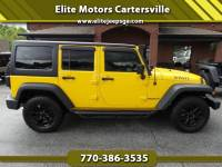 2015 Jeep Wrangler Unlimited Sport 4WD Willy's Edition