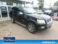 Used 2008 Ford Explorer Limited For Sale in Doylestown PA | Serving Jenkintown, Sellersville & Feasterville | 1FMEU75E38UA24350