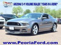 2013 Ford Mustang GT Coupe V8 Ti-VCT 32V