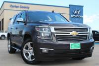Used 2017 Chevrolet Tahoe TOP OF LINE LOW MILES AND LOADED FRONT TO BACK in Ardmore, OK