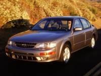 1999 Nissan Maxima SE Sedan