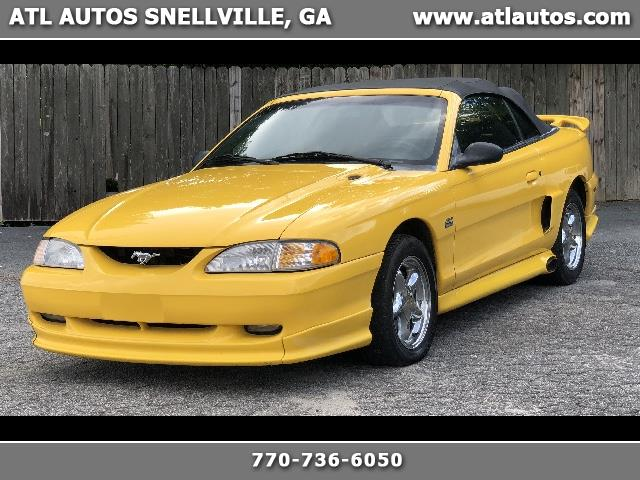 Photo 1995 Ford Mustang GT convertible