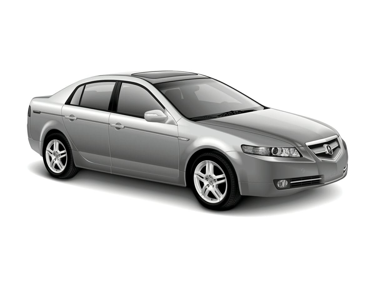 Photo Used 2008 Acura TL 3.2 For Sale Lawrenceville, NJ