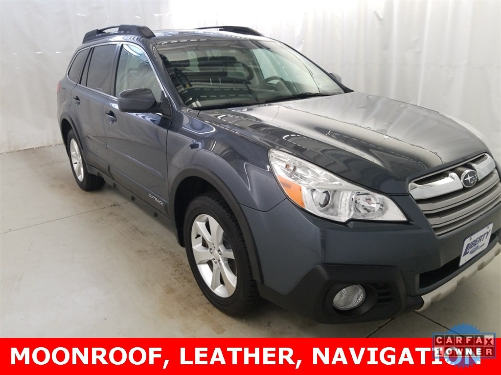 Photo 2014 Subaru Outback 2.5i Moonroof, Navigation, Leather SUV
