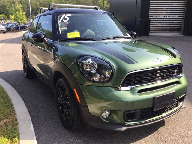 Photo Certified 2015 MINI Cooper S Cooper S ALL4 Paceman for sale in MA