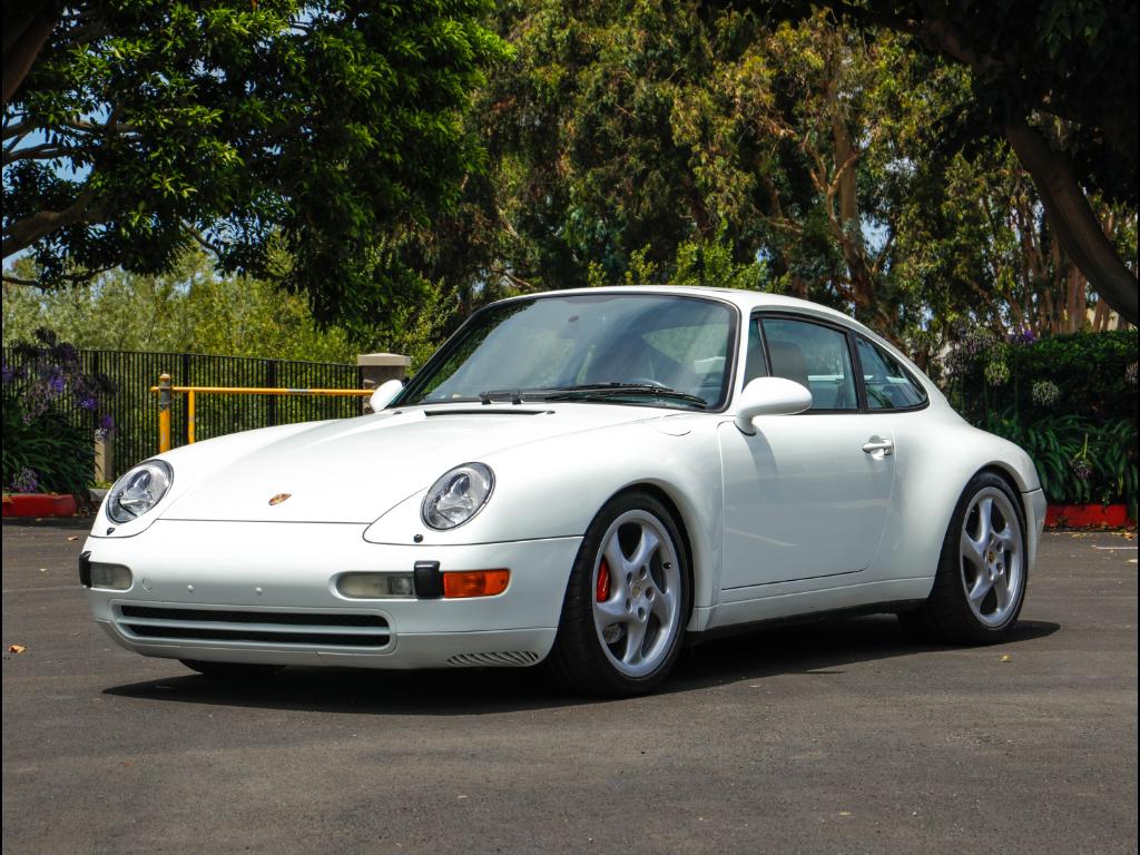 Photo 1995 Porsche 993 C2 Coupe