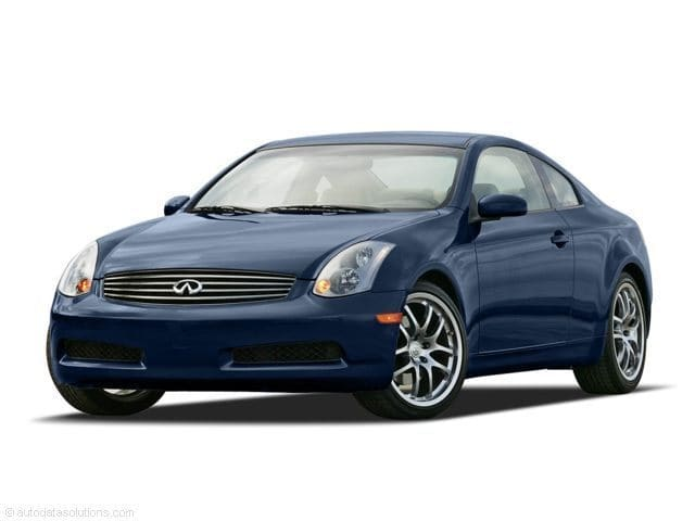 Photo Pre-Owned 2005 INFINITI G35 Base Coupe Rear-wheel Drive in Jacksonville FL