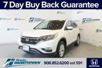 Used 2015 Honda CR-V For Sale in Hackettstown, NJ at Honda of Hackettstown Near Dover | 5J6RM4H75FL091241