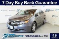 Used 2015 Honda Odyssey For Sale in Hackettstown, NJ at Honda of Hackettstown Near Dover | 5FNRL5H66FB117452