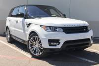 Certified Pre-Owned 2016 Land Rover Range Rover Sport V8 Dynamic Four Wheel Drive SUV