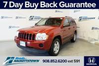 Used 2006 Jeep Grand Cherokee For Sale in Hackettstown, NJ at Honda of Hackettstown Near Dover | 1J4HR48N56C270326