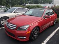 Pre-Owned 2013 Mercedes-Benz C 300 4MATIC® Sport Sedan