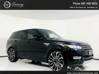 2017 Land Rover Range Rover Sport HSE Autobiography Wheels | Glass Roof | Meridian Sound | Htd Seats | Rear Camera | 18 16 With Navigation
