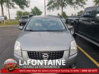 Used 2008 Nissan Sentra 2.0 SL in Commerce Township