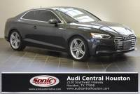 Used 2018 Audi A5 2.0T Premium Coupe in Houston, TX