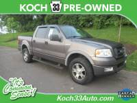 Pre-Owned 2005 Ford F-150 FX4 4WD