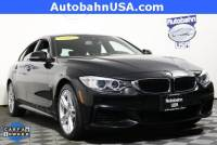 2015 BMW 4 Series 435i Xdrive Gran Coupe Hatchback in the Boston Area