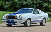 1976 Ford Mustang Cobra II 302V8 Automatic