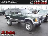 1996 Jeep Cherokee Country 4-Door 4WD