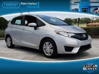 Pre-Owned 2015 Honda Fit LX Hatchback in Tampa FL