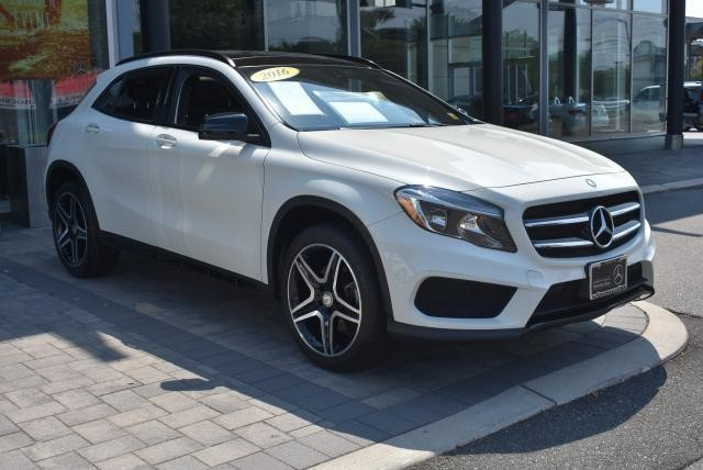 Photo Certified Pre-Owned 2016 Mercedes-Benz GLA 250 Sport AWD 4MATIC