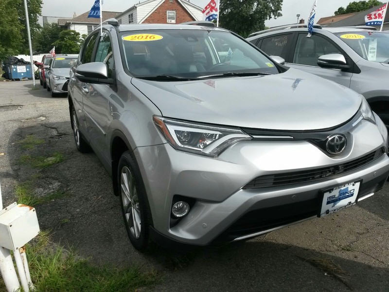 Photo Certified Pre-Owned 2016 Toyota RAV4 Limited LOADED LIFE TIME WARRANTY All Wheel Drive SUV