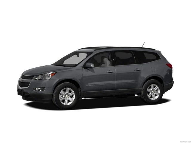 Photo Used 2012 Chevrolet Traverse 1LT in Ames, IA