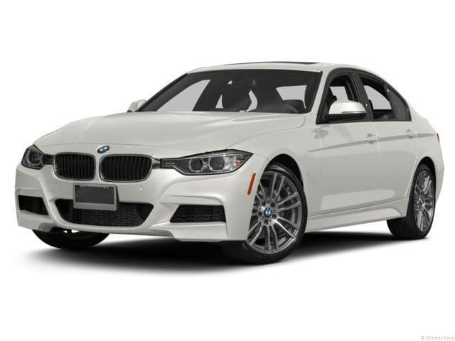 Photo Certified Used 2015 BMW 3 Series SD in Fairfax, VA