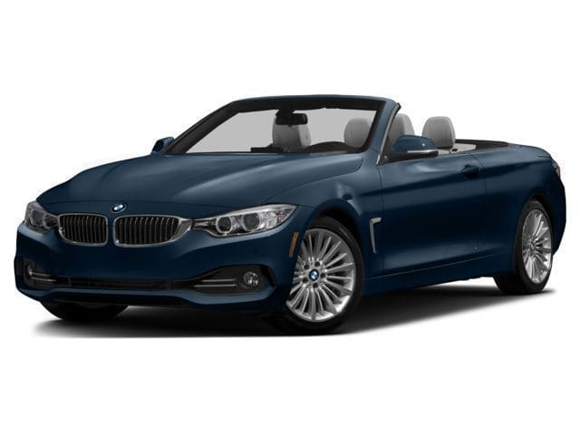 Photo 2015 Certified Used BMW 428i Convertible xDrive Midnight Blue For Sale Manchester NH  Nashua  StockB181445A