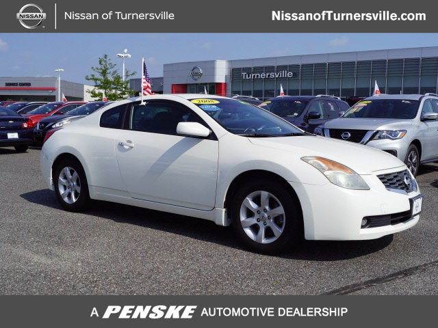 Photo 2008 Nissan Altima 2.5 S Coupe