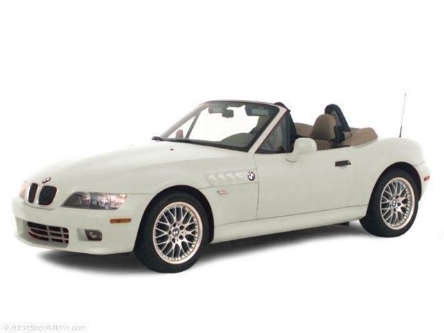 Photo Used 2000 BMW Z3 Z3 2.8L in Houston, TX