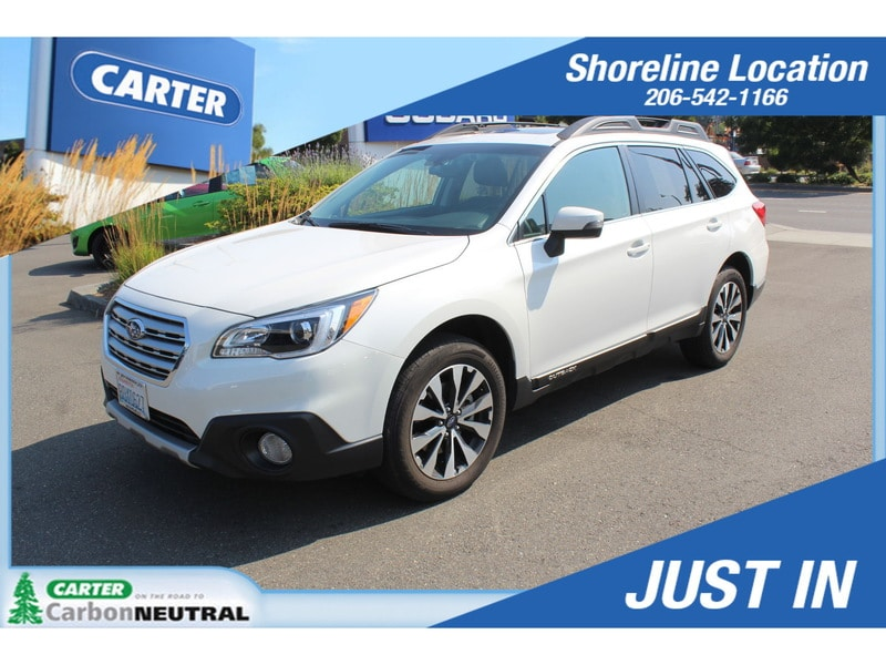 Photo 2017 Subaru Outback 2.5i Limited For Sale in Seattle, WA