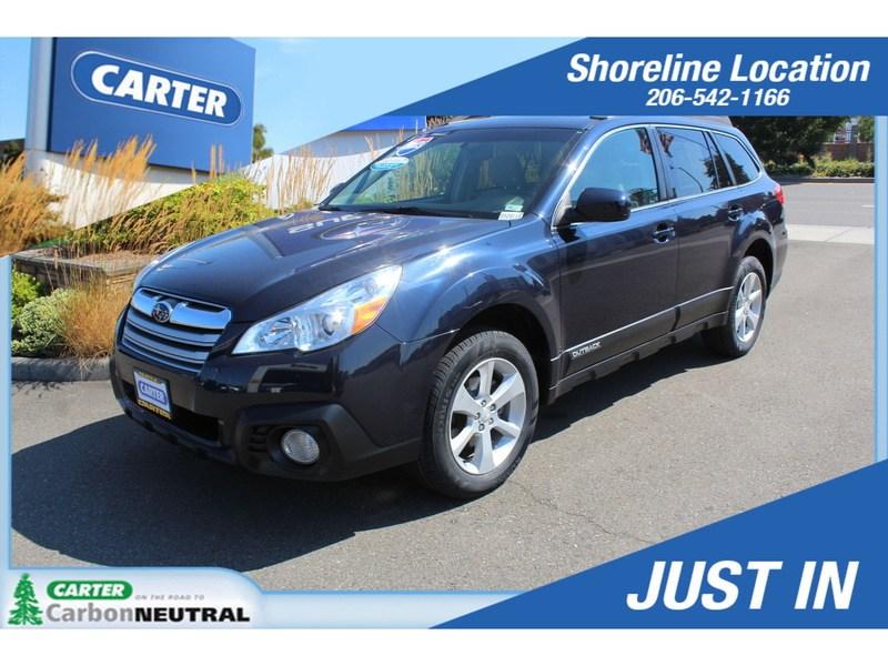 Photo 2013 Subaru Outback 2.5i Premium For Sale in Seattle, WA