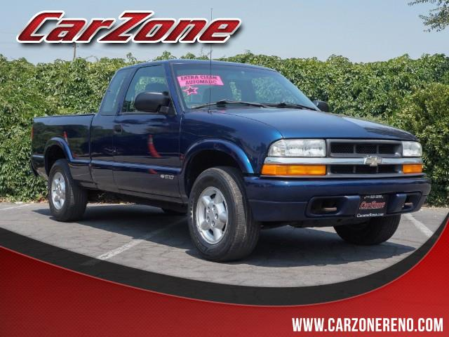 Photo 2001 Chevrolet S10 Pickup Ext. Cab 4WD