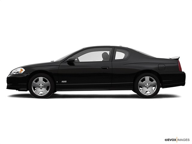 Photo 2007 Chevrolet Monte Carlo SS Coupe FWD For Sale at Bay Area Used Car Dealer near SF