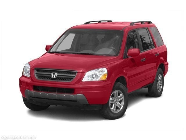 Photo 2004 Honda Pilot EX-L SUV 4WD For Sale at Bay Area Used Car Dealer near SF