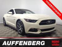 Used 2015 Ford Mustang GT 50 Years Limited Edition Coupe V8 Ti-VCT for sale in O'Fallon IL
